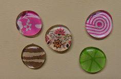 Sm'Arties: Crafts at Gymnastics Camp - Day 1 - Refrigerator Magnets
