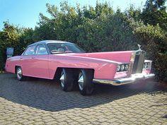 Fab 1 Lady Penelope's car from Thunderbirds