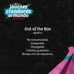 ¿Qué es Out of the Box?