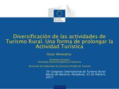 15  Diversificación de las actividades en turismo rural