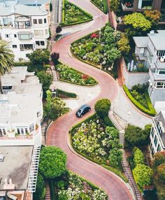 Lombard St, San Francisco, CA by sbdunkscarl by San Francisco Feelings