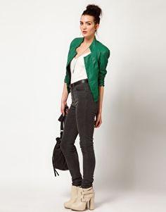 Improvd Sienna Leather Jacket