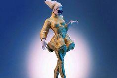 3D lady g