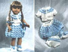 chenille jumper american girl knitting patterns