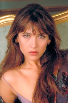 Sophie Marceau such a sexy woman and Bond girl!!