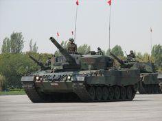 Leopard 2A4 (Türk Silahlı Kuvvetleri - Turkısh Army)