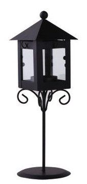 JustNile Classic Black Candle Lantern with Stand ** Want to know more, click on the image.Note:It is affiliate link to Amazon.