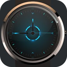 Modern Watch Face Android Wear, Android Apps, Sony Smartwatch 3, G Watch, Huawei Watch, Modern Watches, Watch Faces, Beautiful Watches, Google Play