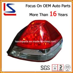 Auto Spare Parts Tail Lamp for Toyota Gx110′01 (WHITE/RED) (LS-TL-414) on Made-in-China.com