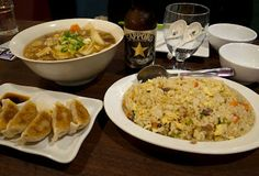 Whistler Dining at Amami...THE BEST!!! Asian Recipes, Ethnic Recipes, Whistler, Fried Rice, Dining, Food, Essen, Meals, Nasi Goreng