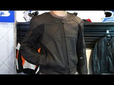 Speed and Strength Full Battle Rattle Leather Jacket from Motorcycle-Superstore.com - YouTube