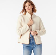 Fleece Has Gone High Fashion and Here Is the Proof - theFashionSpot
