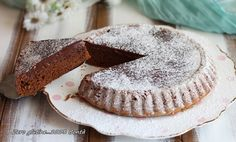Crostata morbida al cioccolato Tiramisu, Camembert Cheese, Cheesecake, Gluten Free, Cookies, Ethnic Recipes, Desserts, Food, Youtube