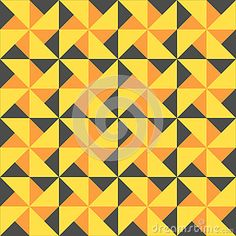 Yellow Pattern Vector For Background, Wallpaper, Floor Design and Decoration