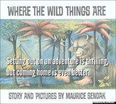 Maurice Sendak'sWhere the Wild Things Areis the perfect story for every child who's ever dreamed of running away. The mischievous Max, frustrated with his boring life, is transported to a frightening, monstrous land inhabited by beasts. He becomes king of the Wild Things and revels in the freedom of the jungle. But even royalty has a curfew, and once Max smells the familiar scent of suppertime at home, he's all too happy to abdicate the throne and return to his bedroom.