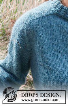 All Free Knitting, Knitting Patterns Free, Baby Knitting, Free Pattern, Drops Design, Magazine Drops, Yarn Bombing, Crochet Diagram, Work Tops