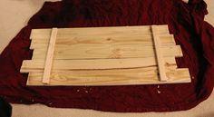 DIY Planked Wood Art Tutorial