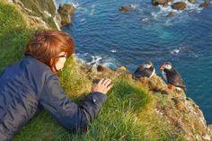 Bird Watching at Latrabjarg Cliffs, Iceland - feed2know