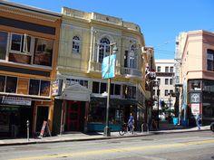 North Beach San Francisco, bar where Jack Kerouac used to drink