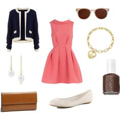 Prep. This is so classic and cute!