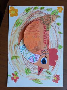 Art For Kids, Crafts For Kids, Arts And Crafts, Art Education Projects, Art Projects, Easter Art, Easter Crafts, Kid Friendly Art, Diy Christmas Cards