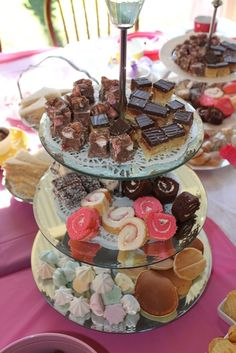 Tea party ideas... Grew up in the South and love tea parties.  They bring back great memories
