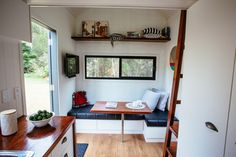 Independent Series 4800DL Tiny House on Wheels by Designer Eco Homes 002