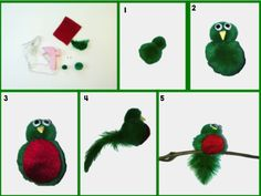 Make a cute Quetzal with your students!