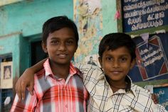 Kids from South India :)