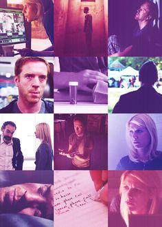 Homeland - Best show on Television.  Ever.