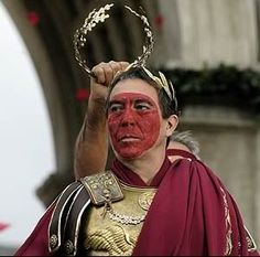 (Image) Rome is a British–Italian historical drama television series created by Bruno Heller, John Milius, and William J. Rome Tv Series, Hbo Series, Ancient Rome, Ancient Greece, Roma Hbo, Rome Costume, Julius Caesar, Roman History, British American