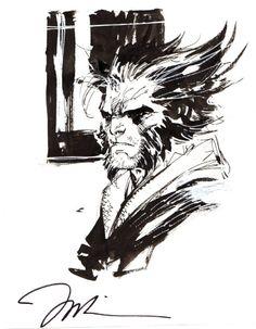 Wolverine by Jim Lee *