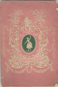 A Valentine card to cherish, by Royal Pavilion & Brighton Museums.