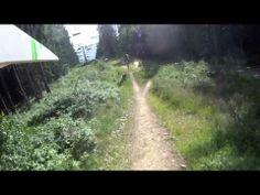 Bike Park Rokytnice nad Jizerou 07.2013 - YouTube