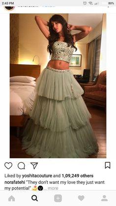 Rent a Designer Dress Choli Designs, Lehenga Designs, Blouse Designs, Salwar Designs, Indian Gowns, Indian Attire, Indian Wedding Outfits, Indian Outfits, Indian Designer Outfits