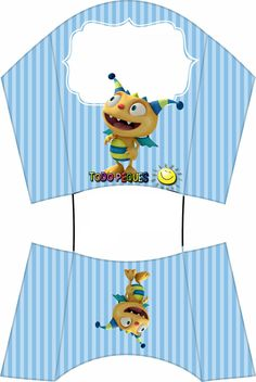 kit de henry hugglemonster - photo #26