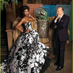 After Mr Saint Laurent. .he was the last one who knew the true definition of glamour, finesse and feminity ...RIP Mr Oscar De La Renta, I will miss your work. #fashionable#icon#vogue#women#industries#instyle#fashion#glamour#finesse#diva#dominicanamoda