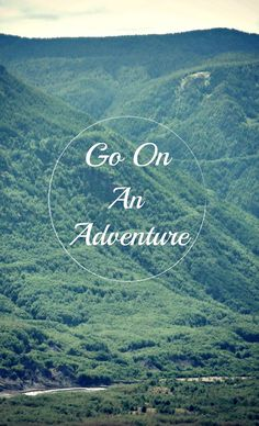 Go on an adventure. #Makeithappen https://flic.kr/p/cEifYE | #3 | Instagram:@wowhannah
