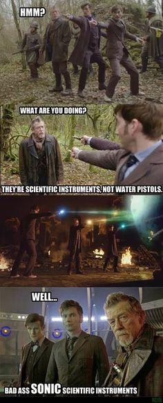 Dr. Who humor
