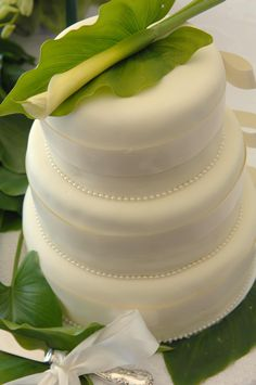 Eine weiße Hochzeitstorte mit Perlen sieht klassisch und edel aus. Entdeckt unsere vielfältige Bildergalerie - hier werdet ihr fündig!