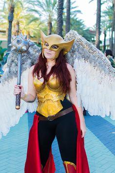 HawkGirl #WonderCon2015