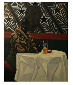 Kerry James Marshall The Club2012 4742x5489 African American
