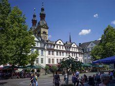 Plätze in Koblenz-Koblenz-Touristik