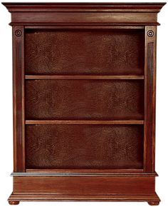 Lampung Open Short Bookcase | Wetherlys