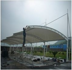 TI Tensile Structures Manufacturers world-class Tensile Membrane, Awning, Car Parking Shades, Entrance Tensile Structures, Roof Tensile Structures, Beach Tensile Umbrella, Outdoor Shade, Shades Sails, Domes, Tensile Fabric Architecture, Tension Membrane Structure,  Advertising Canopies, Modular Tensile Membrane Structures in Punjab.