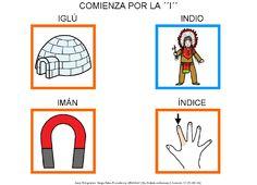 COMIENZA POR LA ´´I´´ Social, Bar Chart, Diagram, World, Writing, Reading, Activities