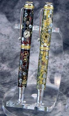 Pen Makers Guild. Barry Gross