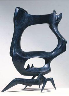 Bernard Meadows; Black Crab, 1951/52.