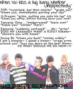 Big+Bang+sexy+scenarios   Big Bang is VIP♥