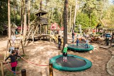 Kabouterbos in Dronten. Days Out With Kids, Family Days Out, Hobbies For Kids, Rc Hobbies, Holiday Day, Backyard For Kids, Children's Place, Staycation, Family Activities